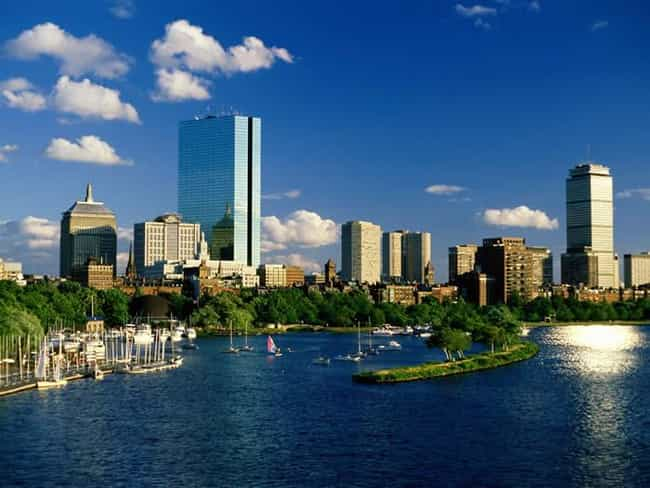Boston is listed (or ranked) 3 on the list U.S. Cities with the Largest Puerto Rican Population