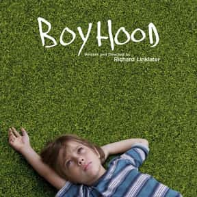 Boyhood is listed (or ranked) 24 on the list The Most Overrated Movies of All Time