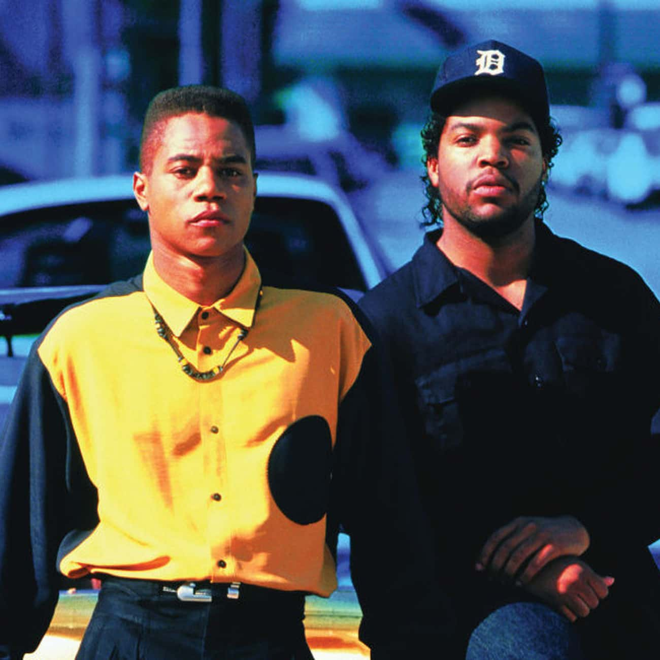 Boyz n the Hood is listed (or ranked) 2 on the list The '90s Movies That Stuck with You the Most
