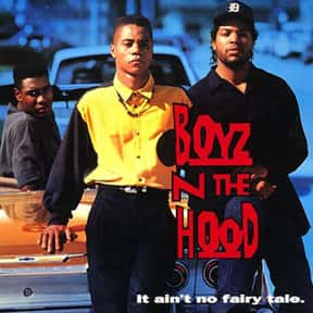 Boyz n the Hood is listed (or ranked) 2 on the list The Best Ice Cube Movies