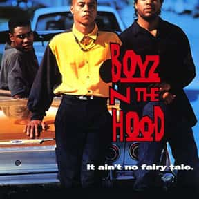 Boyz n the Hood is listed (or ranked) 14 on the list The Best Movies About Tragedies