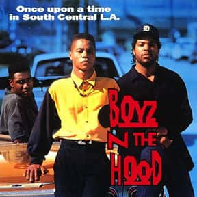 Boyz n the Hood is listed (or ranked) 1 on the list The Best Black Movies Of The 1990s