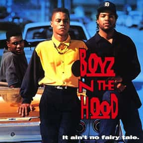 Boyz n the Hood is listed (or ranked) 1 on the list The Best Hood Movies