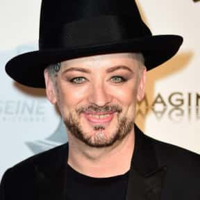 Boy George is listed (or ranked) 13 on the list List of Famous Musicians