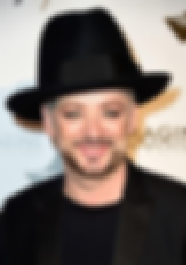 Boy George is listed (or ranked) 3 on the list List of Famous Performers