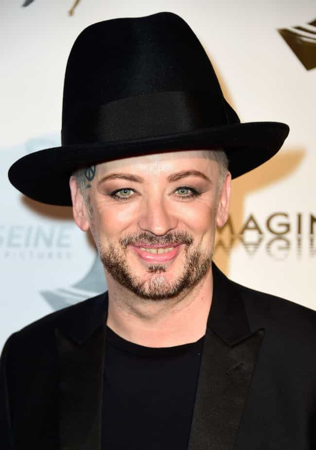 Boy George is listed (or ranked) 4 on the list Famous People Born in 1961