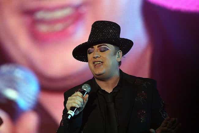 Boy George is listed (or ranked) 3 on the list 20 Craziest Rock Star Arrests