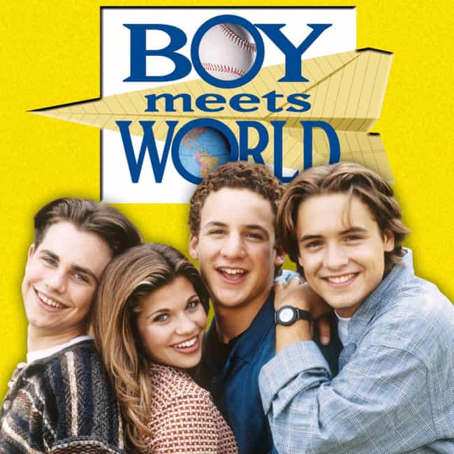 Boy Meets World is listed (or ranked) 3 on the list What to Watch If You Love 'The Goldbergs'