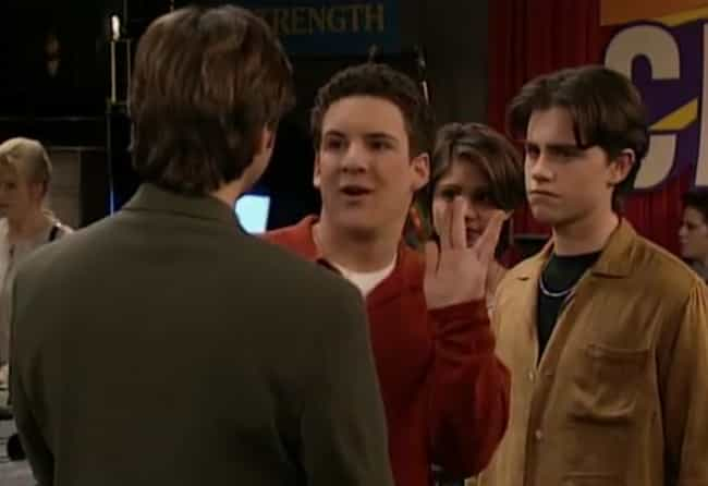 Boy Meets World is listed (or ranked) 2 on the list Times Cults Shows Up On Shows You'd Never Expect To Have Cults