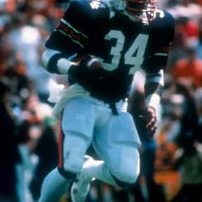 Bo Jackson is listed (or ranked) 2 on the list The Best Heisman Trophy Winners of All Time