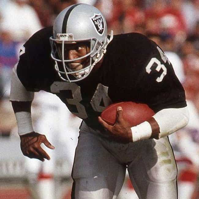 Bo Jackson is listed (or ranked) 1 on the list NFL Players Whose Careers Ended Too Soon