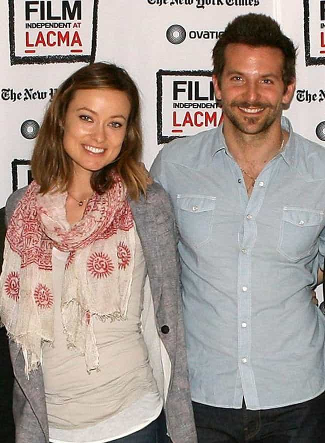 Bradley Cooper is listed (or ranked) 2 on the list Olivia Wilde Loves and Hookups