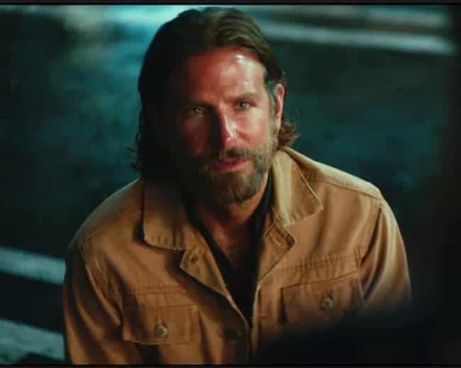 Bradley Cooper is listed (or ranked) 1 on the list 20 Actors Who Actually Look Better With Facial Hair