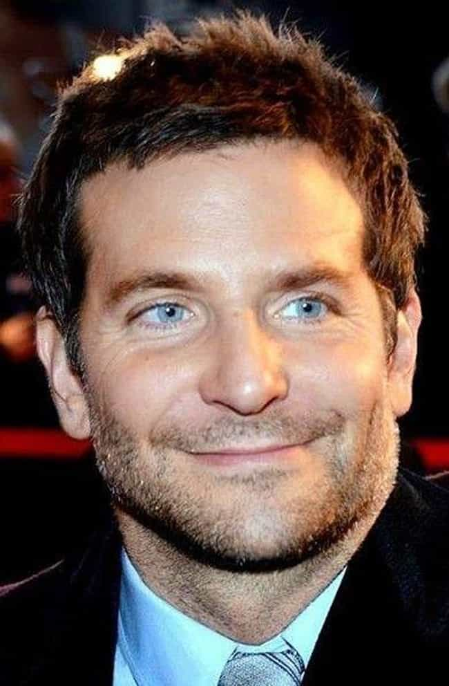 Bradley Cooper is listed (or ranked) 6 on the list Actors Who Were THIS CLOSE to Playing Superheroes