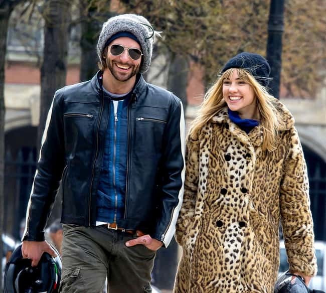 Bradley Cooper is listed (or ranked) 30 on the list 48 Famous Couples with Huge Age Differences