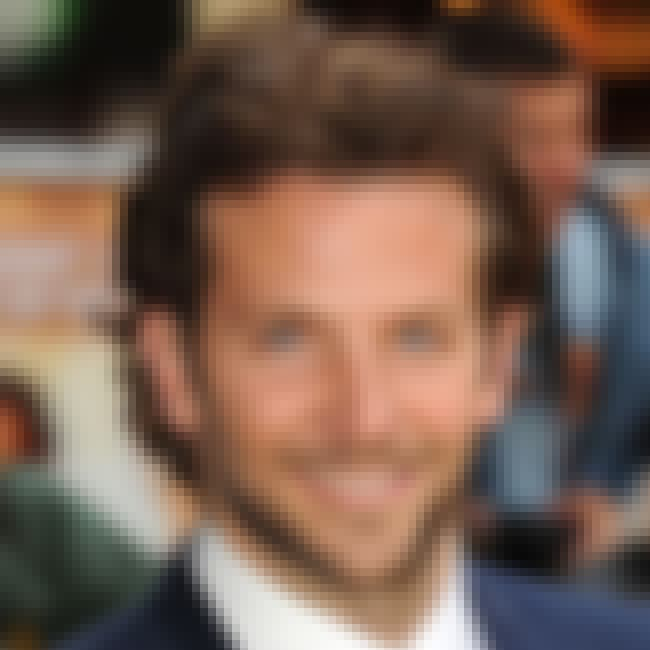 Bradley Cooper is listed (or ranked) 7 on the list The Top 25 Hottest Irish Guys