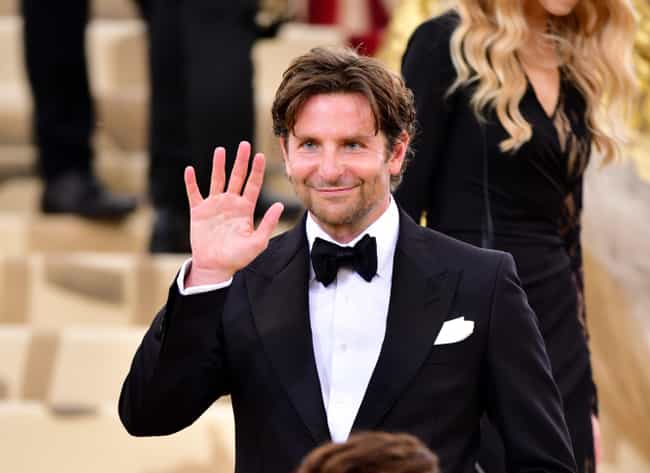 Bradley Cooper is listed (or ranked) 1 on the list Celebrities Who (Proudly) Refuse To Wear Deodorant