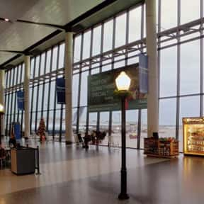 Bradley International Airport is listed (or ranked) 25 on the list The Best U.S. Airports