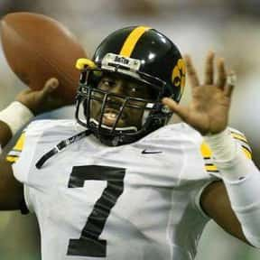 Brad Banks is listed (or ranked) 2 on the list The Best Iowa Hawkeyes Quarterbacks of All Time