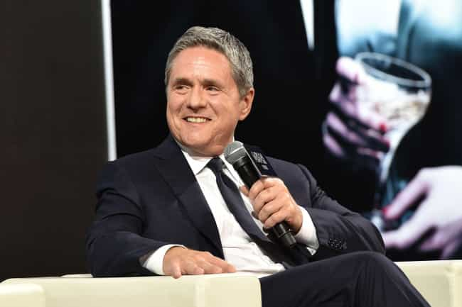 Brad Grey is listed (or ranked) 1 on the list Celebrities Who Kept Their Fatal Illnesses Secret for Years