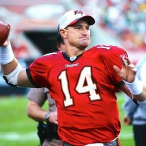 Brad Johnson is listed (or ranked) 1 on the list The Best Tampa Bay Buccaneers Quarterbacks of All Time