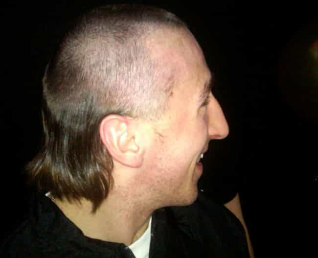 Brad Marchand is listed (or ranked) 3 on the list The Worst Hairstyles in NHL History