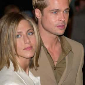 Brad Pitt Cheated On Jennifer  is listed (or ranked) 7 on the list Celebrities Who Were Caught Cheating