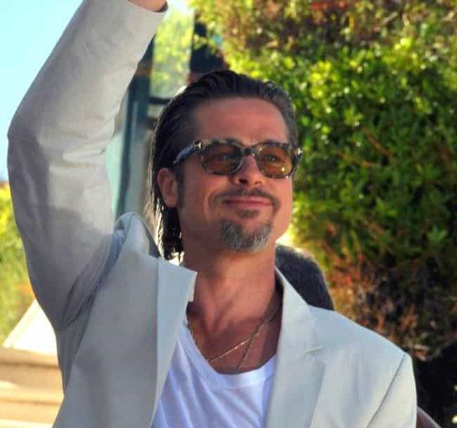 Brad Pitt is listed (or ranked) 1 on the list 16 Celebrities With Disgusting Hygiene Habits