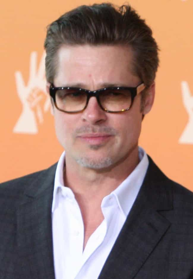 Brad Pitt is listed (or ranked) 3 on the list 53 Celebrities Who Own Horses