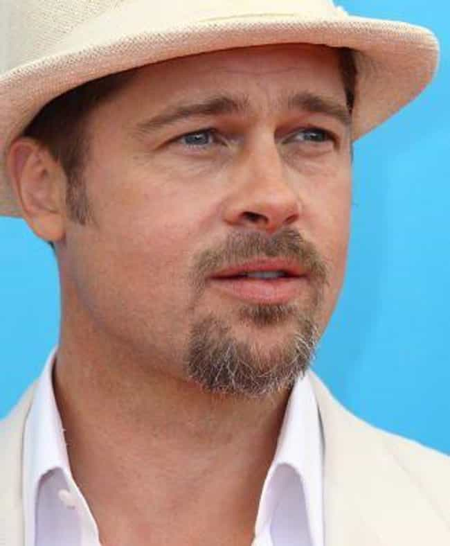 Brad Pitt is listed (or ranked) 1 on the list 29 Celebrities Who Were In Sigma Chi