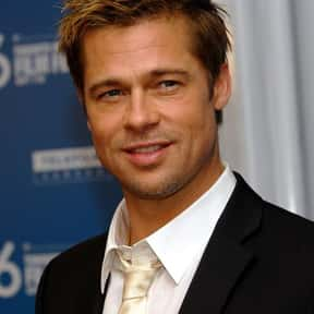 Brad Pitt is listed (or ranked) 10 on the list Celebrities Who Are Secret Geeks