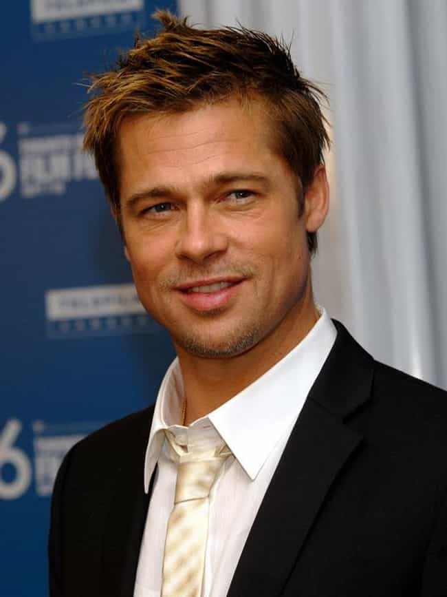 Brad Pitt is listed (or ranked) 5 on the list Famous People of Scottish Descent