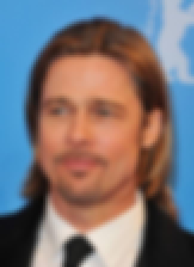 Brad Pitt is listed (or ranked) 1 on the list Celebrities Who Dropped Out of College