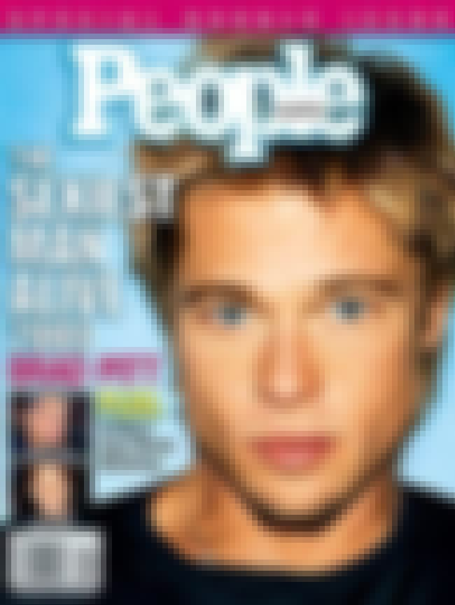 Brad Pitt is listed (or ranked) 1 on the list The Most Handsome People Magazine's Sexiest Man Winner