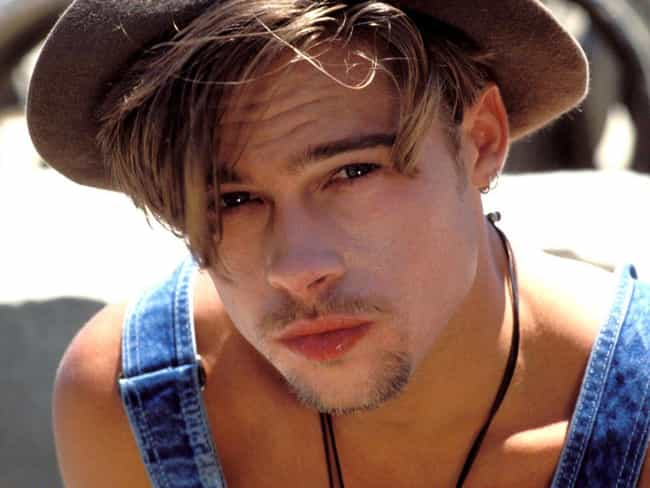 Brad Pitt is listed (or ranked) 3 on the list Who Was the Most Attractive Actor at 25 Years Old?