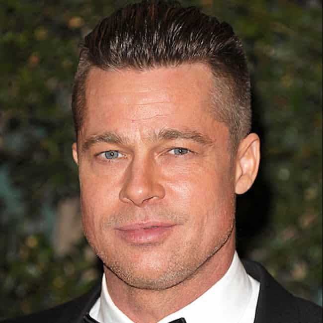 Brad Pitt is listed (or ranked) 1 on the list Famous People Born in 1963