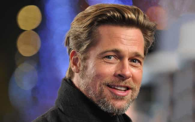 Brad Pitt is listed (or ranked) 1 on the list Famous Friends of Angelina Jolie
