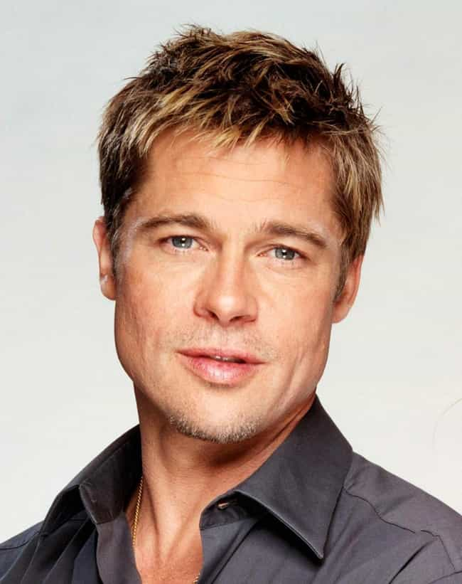 Brad Pitt is listed (or ranked) 4 on the list 42 Celebrities Who Started Charity Foundations