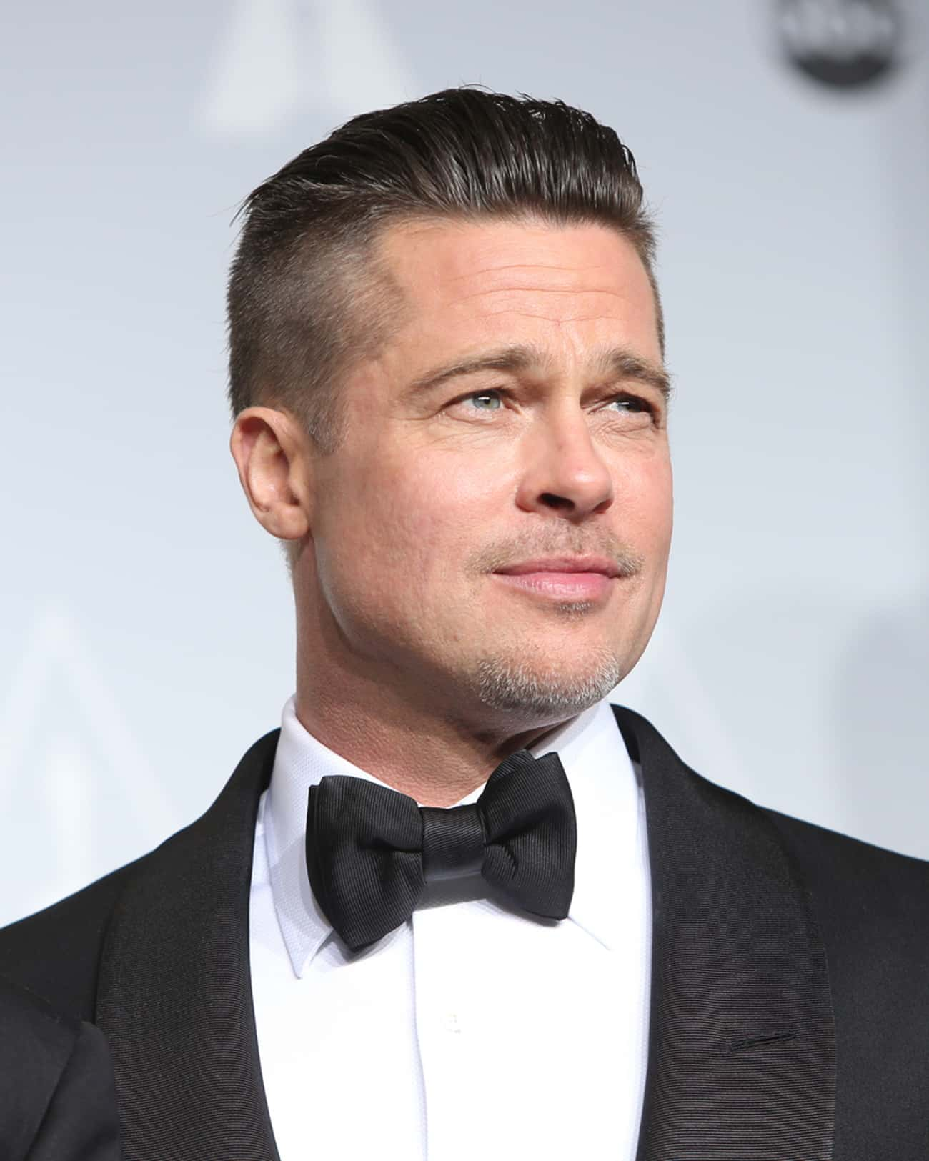 Brad Pitt is listed (or ranked) 3 on the list The Greatest Celebrity Hair (Men)
