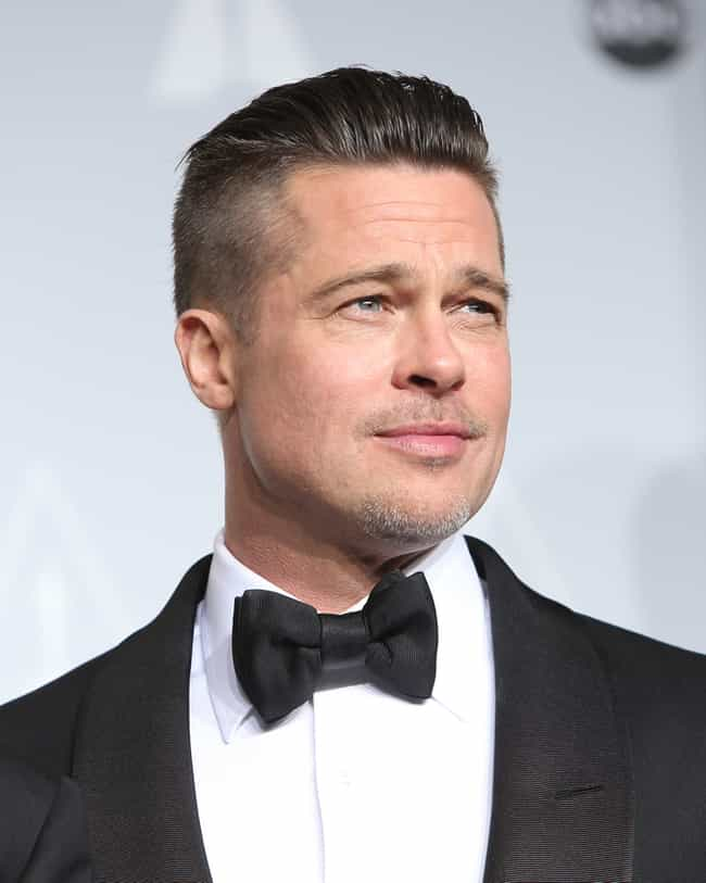 Brad Pitt is listed (or ranked) 4 on the list Celebrities Who Have Served on Juries