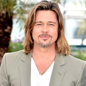 Brad Pitt is listed (or ranked) 24 on the list The Best (Male) Actors Working Today