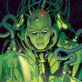 Brainiac is listed (or ranked) 2 on the list The Best Superman Villains Ever