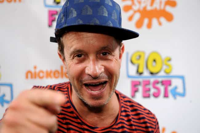 Pauly Shore is listed (or ranked) 1 on the list Famous Male VJs