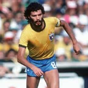 Sócrates is listed (or ranked) 11 on the list The Best Soccer Players from Brazil