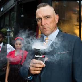 Vinnie Jones is listed (or ranked) 12 on the list List of Famous Football Players