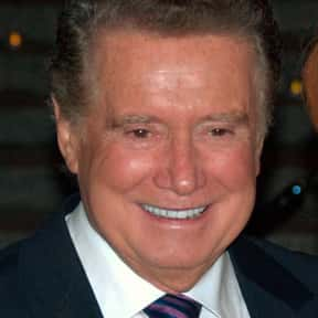 Regis Philbin is listed (or ranked) 11 on the list The Game Show Hosts With The Most
