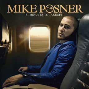 Mike Posner is listed (or ranked) 17 on the list The Greatest White Rappers of All Time
