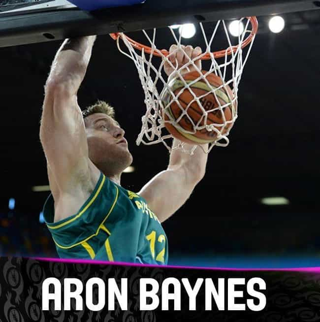 Aron Baynes is listed (or ranked) 4 on the list Famous Basketball Players from New Zealand