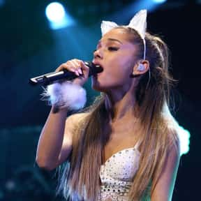 Ariana Grande is listed (or ranked) 23 on the list Who Was America's Girlfriend in 2016?