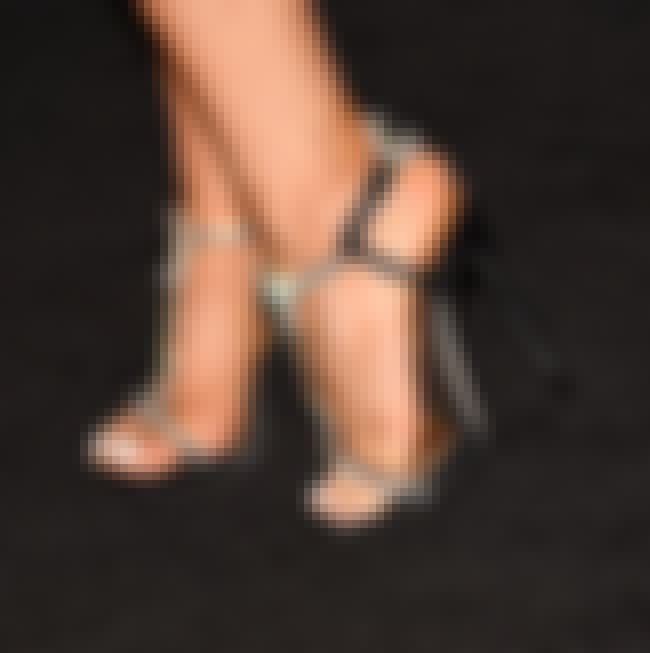 Ariana Grande is listed (or ranked) 4 on the list The Hottest Female Celebrity Feet